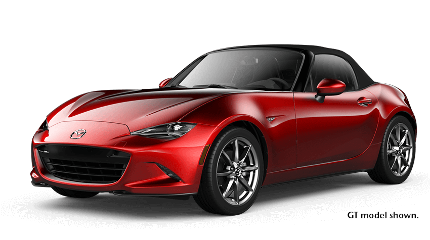 2021 MAZDA MX-5 GS 6-SPEED MANUAL TRANSMISSION