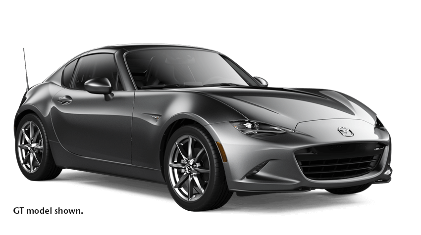 2020 Mazda MX-5 RF GS-P 6-SPEED MANUAL TRANSMISSION