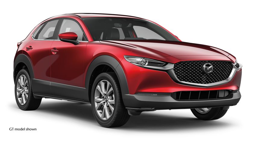 The First Ever 2020 Mazda CX-30 GX